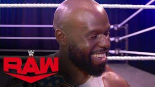 Apollo Crews is ready for Andrade: WWE Network Exclusive, June 8, 2020
