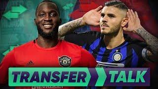 Manchester United Ready To Sell Romelu Lukaku For £75M To Inter Milan! | Transfer Talk