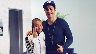 10 football stars who idolized Cristiano Ronaldo in their youth | Oh My Goal