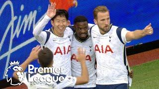 Heung-min Son's second goal gets Tottenham 4-1 advantage v. Man United | Premier League | NBC Sports