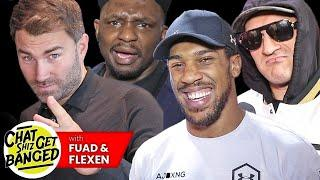 Hearn, Whyte, AJ, Fury... Kinahan? Boxing's power players in focus | Chat Shiz, Get Banged