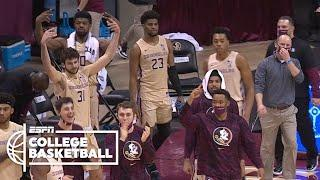 No. 16 Florida State dominates No. 7 Virginia [FULL GAME HIGHLIGHTS] | College Basketball on ESPN