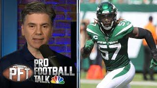 Jets lose another key defensive piece in C.J. Mosley | Pro Football Talk | NBC Sports