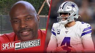 Cowboys even considering trading Dak Prescott would be 'absurd' – Wiley | NFL | SPEAK FOR YOURSELF