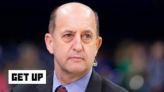 Jeff Van Gundy on the challenges awaiting NBA coaches when the 2019-20 season restarts | Get Up