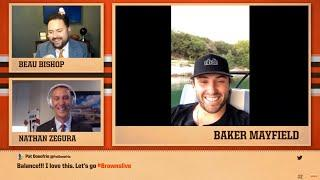 Baker Mayfield Reacts to 2020 Schedule | Cleveland Browns
