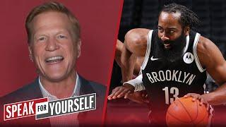 Harden is a clear MVP candidate, LeBron & Embiid have cooled off — Bucher | NBA | SPEAK FOR YOURSELF