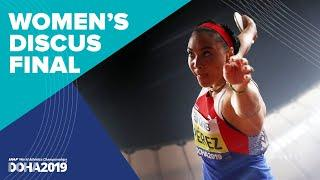 Women's Discus Final | World Athletics Championships Doha 2019