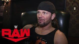 Will AJ Styles become Mr. Money in the Bank?: Raw Exclusive, May 4, 2020