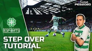 Step over Tutorial on efootball PES 2020 ft. Celtic Esports' INDOJAWA