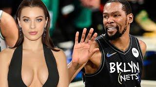 Porn Star Lana Rhodes Says KD Invited Her To Game, Brought His Side-Chick To Date Afterwards