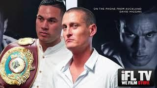 'IF CHISORA LOST TO USYK - WOULD PARKER STILL FIGHT HIM?' - DAVID HIGGINS (PHONE CALL FROM AUCKLAND)
