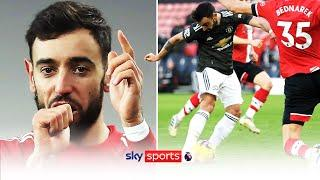 Bruno Fernandes' Greatest Goals since signing for Manchester United | One Year On