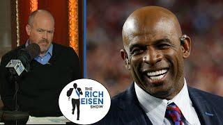 Deion Sanders explains support of Packers drafting Jordan Love | The Rich Eisen Show | NBC Sports