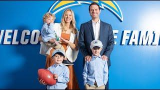 All Access: First 24 Hours with Chargers New Head Coach Brandon Staley