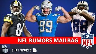 NFL Rumors Mailbag: Antonio Brown To The Jets? Dez Bryant To The Packers? Joey Bosa Trade To 49ers?
