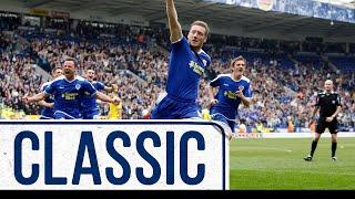 Late Howard Header Stuns Leeds | Leicester City 1 Leeds United 0 | Classic Matches
