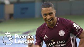 Youri Tielemans' penalty makes it 5-2 to Leicester City   Premier League   NBC Sports