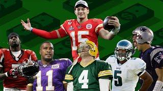 NFL history isn't on Patrick Mahomes side with decade long deal | SportsPulse