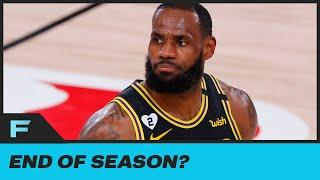 Lakers, Clippers Vote To Cancel NBA Season As LeBron James Was First To Leave Player Led Meeting