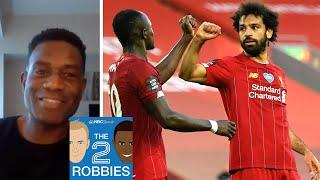 Liverpool Are Premier League Champions | The 2 Robbies Podcast | NBC Sports