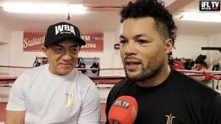 'I REMEMBER WHAT DUBOIS SAID ABOUT MY MUM - HE IS GETTING KNOCKED OUT' - JOE JOYCE (& ISMAEL SALAS)