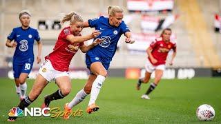 Women's Super League: Manchester United v. Chelsea | EXTENDED HIGHLIGHTS | NBC Sports