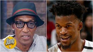 Jimmy Butler is still 'confident' in the Heat despite a 3-1 deficit in the Finals | The Jump