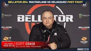 Bellator 254: Scott Coker Says Negotiations With Logan And Jake Paul 'A True Story' - MMA Fighting