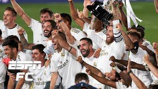 REAL MADRID WIN LA LIGA: This is Real Madrid's best defense in 30 years - Julien Laurens | ESPN FC