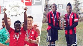 The inspirational journey of Bayern Munich sensation Alphonso Davies | Oh My Goal