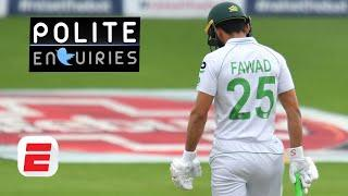 #PoliteEnquiries: Was it worth the wait for Fawad Alam? | England vs. Pakistan on ESPNcricinfo