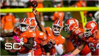 Getting to know Clemson QB D.J. Uiagalelei before he fills in for Trevor Lawrence | SportsCenter