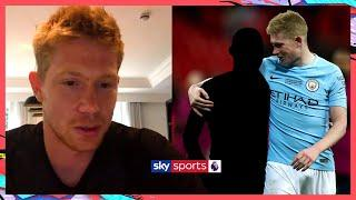 Kevin De Bruyne reveals the best player he's played with at Man City! | Making It Pro