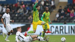 Swansea City v West Bromwich Albion highlights
