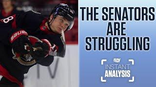 What's Wrong With The Ottawa Senators? | Instant Analysis