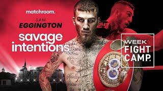 Sam Eggington relishing underdog tag yet again for Cheeseman clash