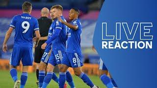 LIVE POST-MATCH REACTION | Leicester City vs. Burnley | Matchday Live