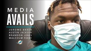 Jerome: 'This year, we put a big emphasis on starting fast.'   Miami Dolphins Media Avails