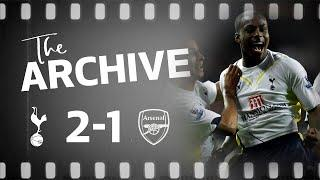 THE ARCHIVE | SPURS 2-1 ARSENAL | Danny Rose's debut rocket!