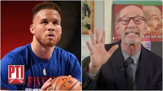 Tony Kornheiser sees a bleak future for Blake Griffin | PTI