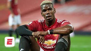 Paul Pogba is NOT BEING HELPED by Ole Gunnar Solskjaer's tactics - Julien Laurens | ESPN FC