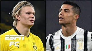 Will Dortmund's Erling Haaland replace Cristiano Ronaldo at Juventus? | Transfer Rater