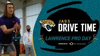 Trevor Lawrence Pro Day, Coaching Staff & More   Jags Drive Time