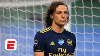 David Luiz's new Arsenal deal gives Mikel Arteta a chance to save his career - Steve Nicol | ESPN FC
