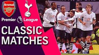 Arsenal v. Tottenham | PREMIER LEAGUE CLASSIC MATCH | 10/29/08 | NBC Sports