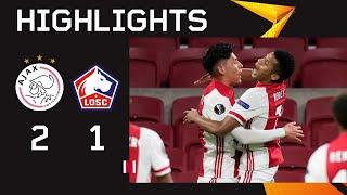 Short Highlights | Ajax - Lille | Europa League