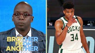 'Super Teams' may indicate Giannis Antetokounmpo's next stop | Brother From Another | NBC Sports