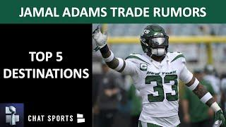 Jamal Adams Trade Rumors: Top 5 NFL Teams That Could Trade For Adams Ft. Cowboys, Ravens & Eagles