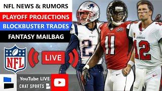 NFL Daily with Mitchell Renz & Harrison Graham: NFL Trade Rumors On Myles Jack + Playoff Projections